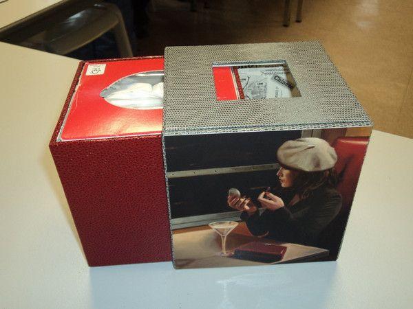 Cartonnage page 5 - Modele de boite en cartonnage ...